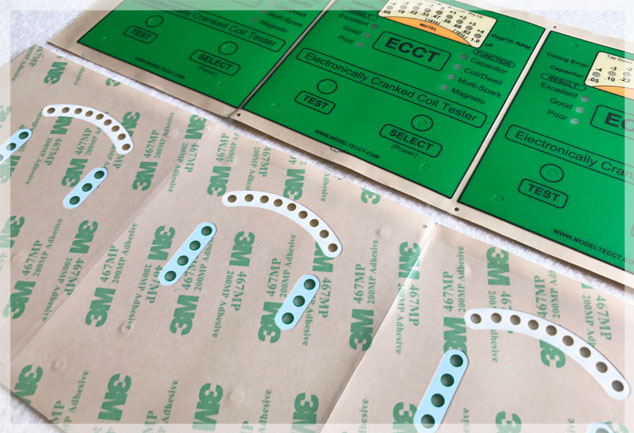 Custom Printed Control Panels