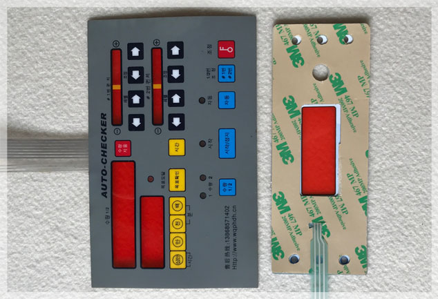 Electrical Graphic Overlays