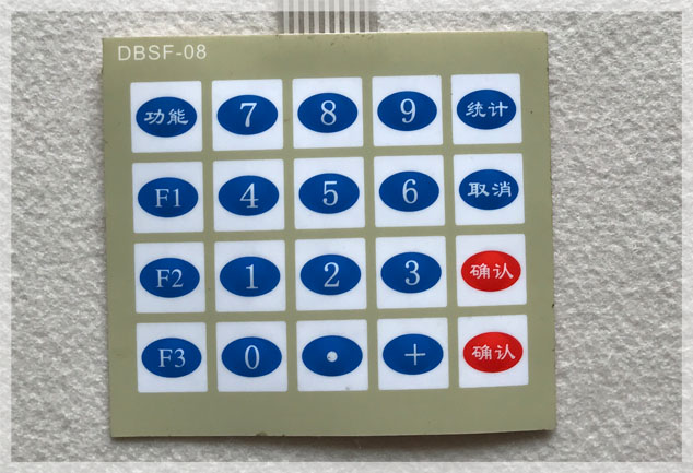 Electronic Weighing Machine Stickers